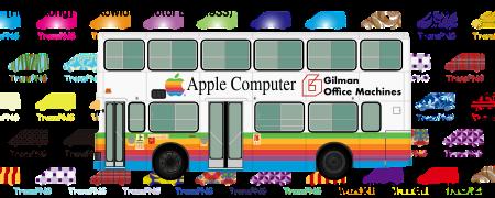 TransPNG.net | 分享世界各地多種交通工具的優秀繪圖 - 巴士 20012S
