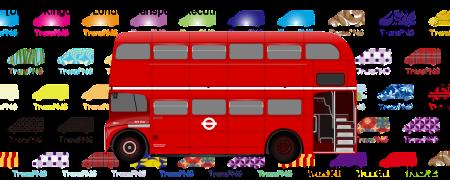 TransPNG.net | 分享世界各地多種交通工具的優秀繪圖 - 巴士 20014S