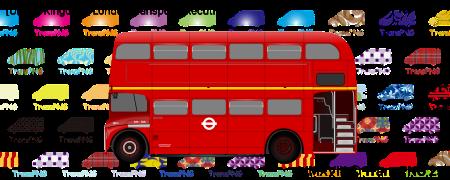 TransPNG.net | 分享世界各地多種交通工具的優秀繪圖 - 巴士 20015S