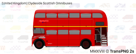 [20016S] Clydeside Scottish Omnibuses 20016S