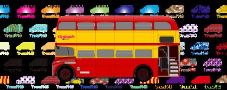 TransPNG.net | 分享世界各地多種交通工具的優秀繪圖 - 巴士 20017S
