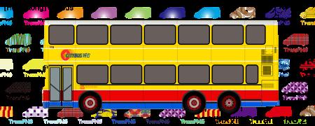 TransPNG.net | 分享世界各地多種交通工具的優秀繪圖 - 巴士 20026S