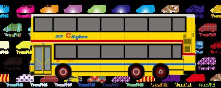 TransPNG.net | 分享世界各地多種交通工具的優秀繪圖 - 巴士 20029S