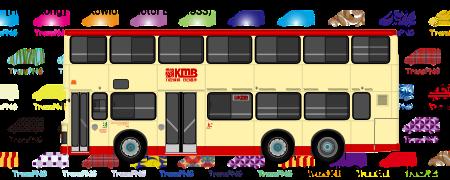 TransPNG.net | 分享世界各地多種交通工具的優秀繪圖 - 巴士 20036S