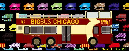 TransPNG.net | 分享世界各地多種交通工具的優秀繪圖 - 巴士 20049S