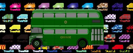 TransPNG.net | 分享世界各地多種交通工具的優秀繪圖 - 巴士 20050S