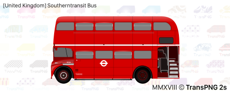 TransPNG.net | 分享世界各地多種交通工具的優秀繪圖 - 巴士 20052S