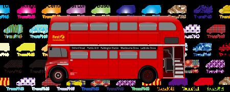 TransPNG.net | 分享世界各地多種交通工具的優秀繪圖 - 巴士 20053S