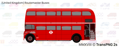 [20054S] Routemaster Buses 20054S