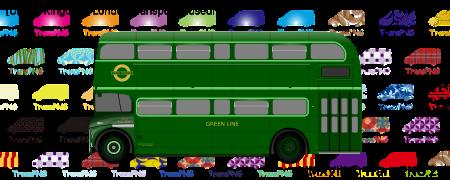 [20056S] 倫敦交通博物館 20056S
