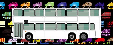 TransPNG.net | 分享世界各地多種交通工具的優秀繪圖 - 巴士 20061S