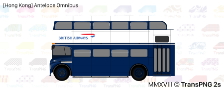 [20077S] 羚羊巴士 20077S