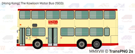 [20083S] 九龍巴士(一九三三) 20083S