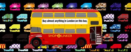 TransPNG.net | 分享世界各地多種交通工具的優秀繪圖 - 巴士 20100S