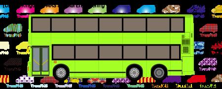 TransPNG.net | 分享世界各地多種交通工具的優秀繪圖 - 巴士 20159S
