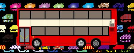 TransPNG.net | 分享世界各地多種交通工具的優秀繪圖 - 巴士 20160S
