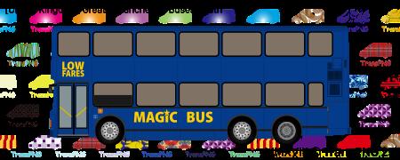 TransPNG.net | 分享世界各地多種交通工具的優秀繪圖 - 巴士 20164S