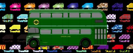 TransPNG.net | 分享世界各地多種交通工具的優秀繪圖 - 巴士 20168S