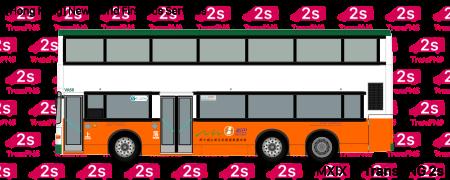 TransPNG.net | 分享世界各地多種交通工具的優秀繪圖 - 巴士 20195S