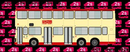 [20212S] 九龍巴士(一九三三) 20212S