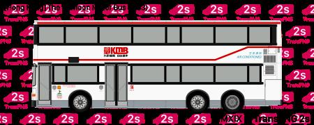 [20219S] 九龍巴士(一九三三) 20219S