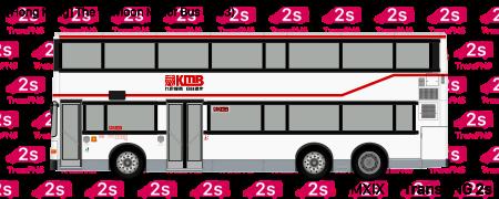[20220S] 九龍巴士(一九三三) 20220S