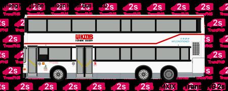 [20221S] 九龍巴士(一九三三) 20221S
