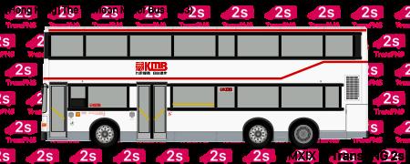 [20222S] 九龍巴士(一九三三) 20222S