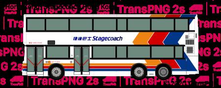 TransPNG.net | 分享世界各地多種交通工具的優秀繪圖 - 巴士 20251S