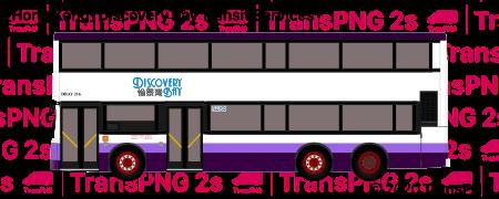 TransPNG.net | 分享世界各地多種交通工具的優秀繪圖 - 巴士 20252S