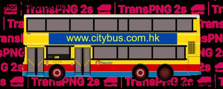 TransPNG.net | 分享世界各地多種交通工具的優秀繪圖 - 巴士 20254S