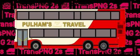 TransPNG.net | 分享世界各地多種交通工具的優秀繪圖 - 巴士 20264S