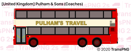 [20265S] Pulham & Sons (Coaches) 20265S
