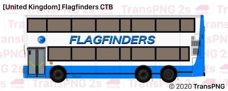 [20269S] Flagfinders CTB 20269S