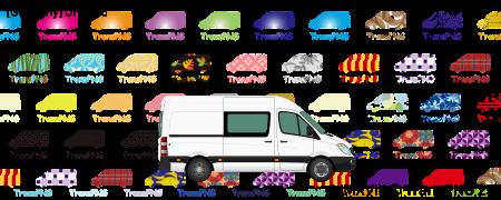 TransPNG.net | 分享世界各地多種交通工具的優秀繪圖 - 貨車 21003S