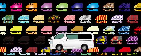 TransPNG.net | 分享世界各地多種交通工具的優秀繪圖 - 貨車 21005S