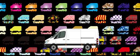 TransPNG.net | 分享世界各地多種交通工具的優秀繪圖 - 貨車 21018S