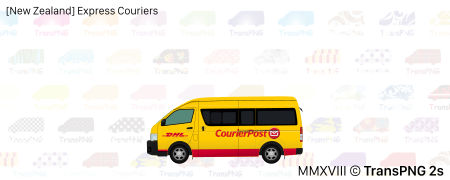 [21048S] Express Couriers 21048S