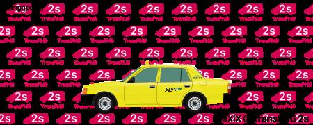 TransPNG.net | 分享世界各地多種交通工具的優秀繪圖 - 的士 23010S