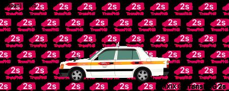 TransPNG.net | 分享世界各地多種交通工具的優秀繪圖 - 的士 23014S