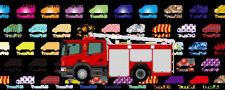 [24008S] 香港消防處 24008S