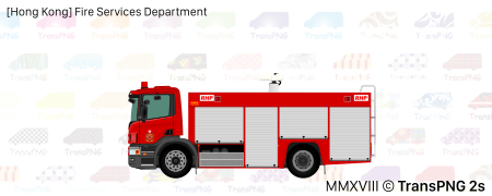 [24009S] 香港消防處 24009S
