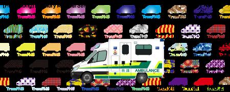 政府/緊急車輛 24021S