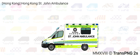 [24024S] 香港聖約翰救護機構 24024S