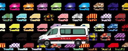 [24032S] 香港警務處 24032S