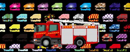 [24044S] 香港消防處 24044S