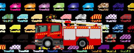 [24045S] 香港消防處 24045S