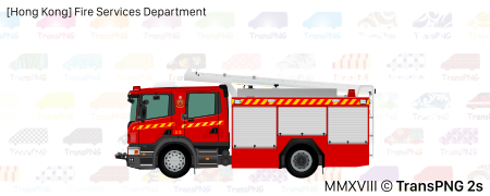 [24051S] 香港消防處 24051S
