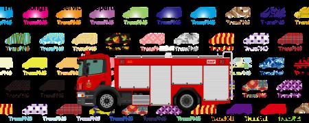 [24052S] 香港消防處 24052S