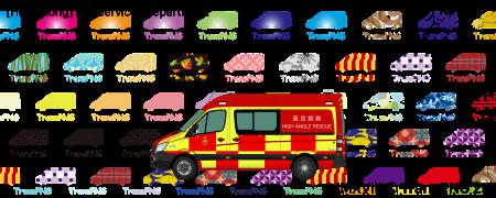 [24058S] 香港消防處 24058S